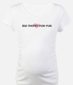 BIG-DADDY-YUM-YUM (pink heart Shirt