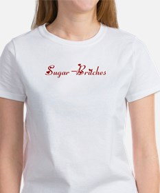 Sugar-Britches (hearts) Tee