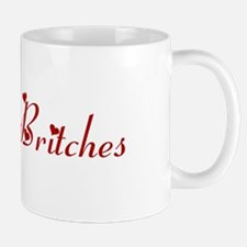 Sugar-Britches (hearts) Mug