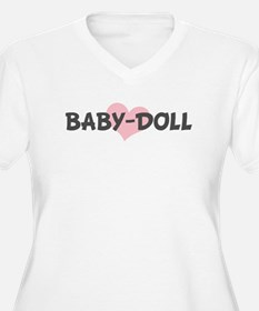 BABY-DOLL (pink heart) T-Shirt