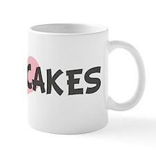 BABY-CAKES (pink heart) Coffee Mug