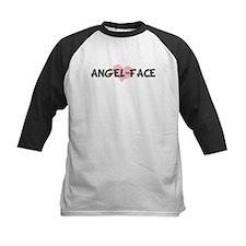 ANGEL-FACE (pink heart) Tee