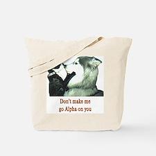 Alpha Tote Bag