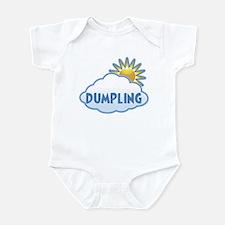dumpling (clouds) Infant Bodysuit