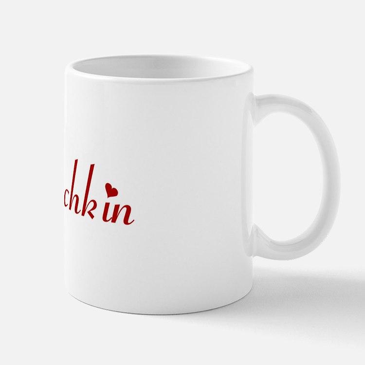 Munchkin (hearts) Mug