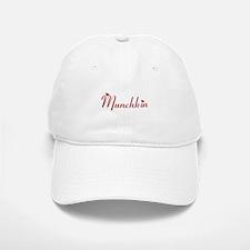 Munchkin (hearts) Baseball Baseball Cap