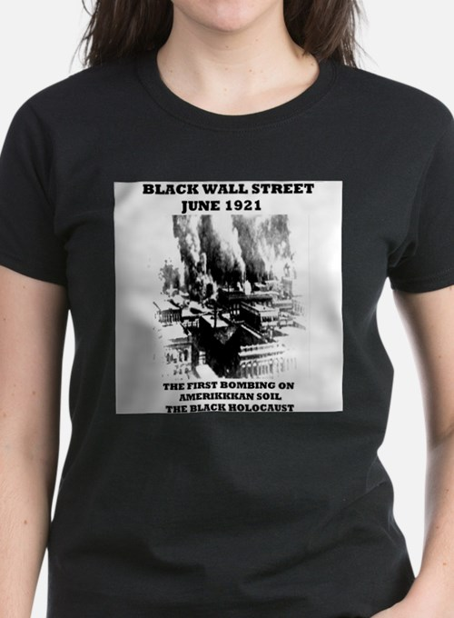 Black Wall Street Clothing women's black wall street t shirts, black wall street shirts for