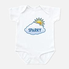 sparky (clouds) Infant Bodysuit