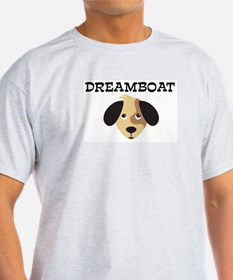 DREAMBOAT (dog) T-Shirt