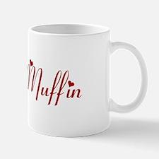 Love-Muffin (hearts) Mug