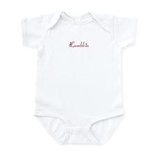 Lambkin (hearts) Infant Bodysuit