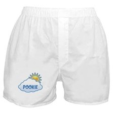 pookie (clouds) Boxer Shorts