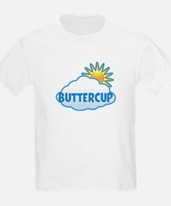buttercup (clouds) T-Shirt