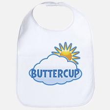 buttercup (clouds) Bib