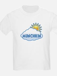 munchkin (clouds) T-Shirt
