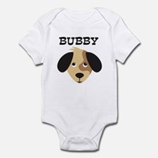 BUBBY (dog) Infant Bodysuit