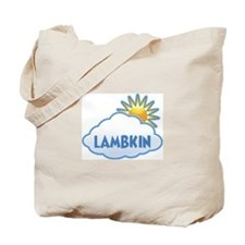 lambkin (clouds) Tote Bag