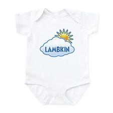 lambkin (clouds) Infant Bodysuit