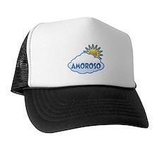 amoroso (clouds) Trucker Hat
