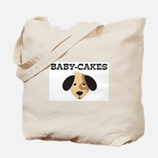 BABY-CAKES (dog) Tote Bag