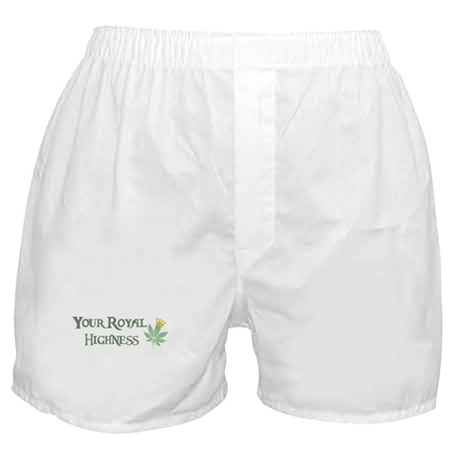 Your Royal Highness Boxer Shorts