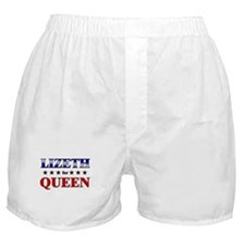 LIZETH for queen Boxer Shorts