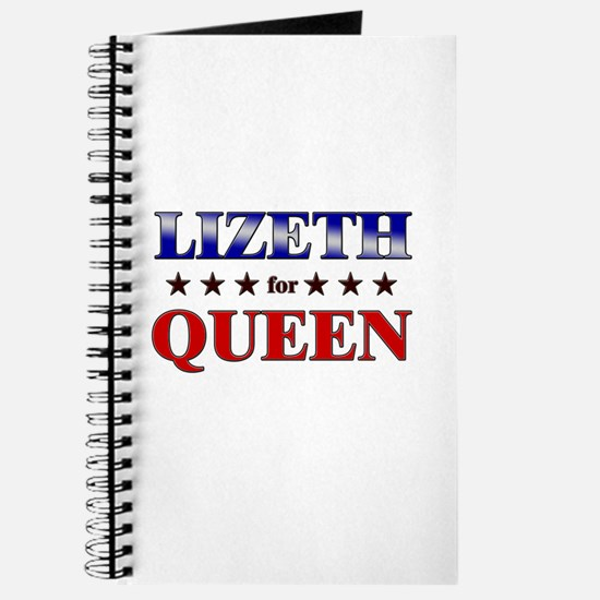 LIZETH for queen Journal