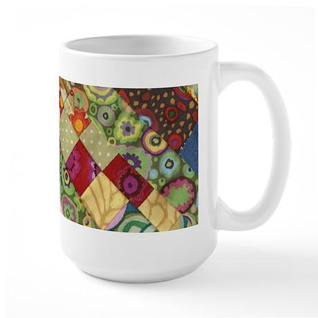 Quiltorama Large Mug