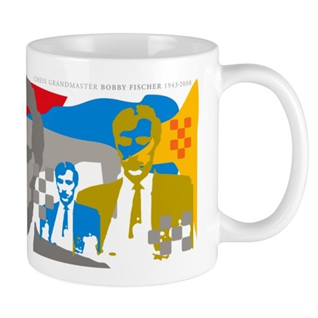 Mug - Bobby Fischer
