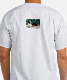 BOSTON TERRIER WITH BUBBLES T-Shirt
