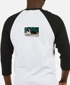 BOSTON TERRIER WITH BUBBLES Baseball Jersey