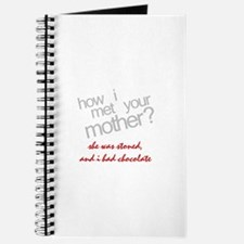 Stoned How I Met Your Mother Journal