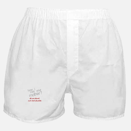 Stoned How I Met Your Mother Boxer Shorts