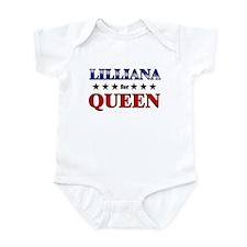 LILLIANA for queen Infant Bodysuit