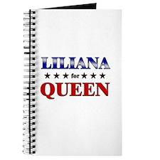 LILIANA for queen Journal