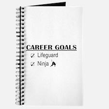 Lifeguard Career Goals Journal