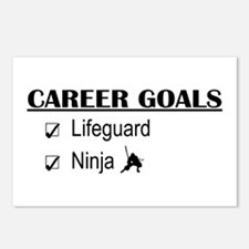 Lifeguard Career Goals Postcards (Package of 8)