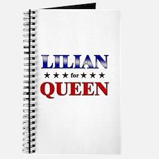 LILIAN for queen Journal