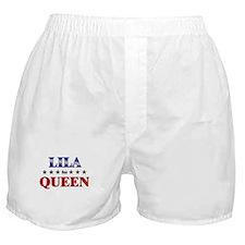 LILA for queen Boxer Shorts