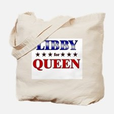 LIBBY for queen Tote Bag