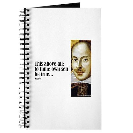 "Shakes ""Be True"" Journal"
