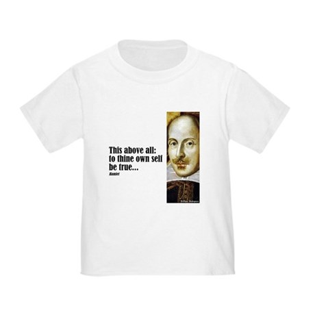 "Shakes ""Be True"" Toddler T-Shirt"