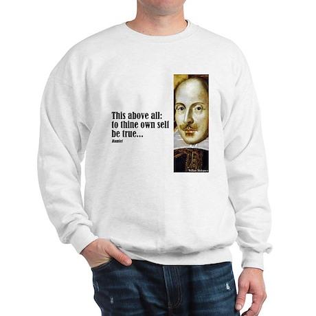 """Shakes """"Be True"""" Sweatshirt"""