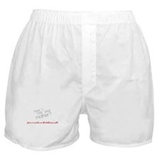 HIMYM How I Met Your Mother Boxer Shorts