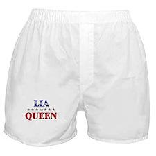 LIA for queen Boxer Shorts