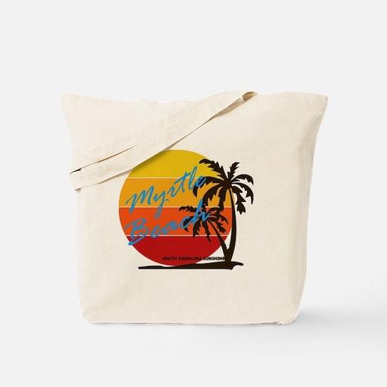 Cute Myrtle beach souvenirs Tote Bag