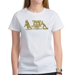 Retro Firefighter Women's T-Shirt