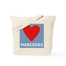 Tote Bag - Mercedes