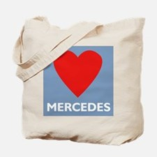 Tote Bag - Mercedes
