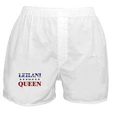 LEILANI for queen Boxer Shorts